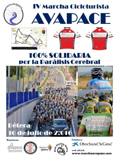 marcha Marcha Cicloturista AVAPACE