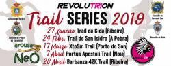 marcha Revolutrion Trail Series 2019 - XTOSÍN TRAIL
